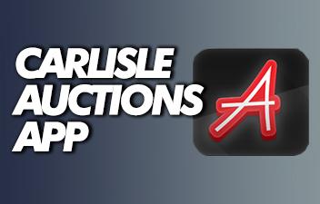 The Carlisle Auctions App